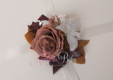 Basket Corsage - Chocolate